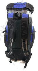 Cestovní KROSNA - ROLAN CB-902 85L modrá E-batoh