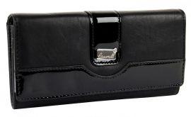 Černá dámská peněženka Cossroll B31-5242F-2
