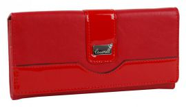 Červená dámská peněženka Cossroll B31-5242F-1