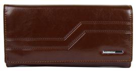 Hnědá dámská peněženka Cossroll B43-5242F-14