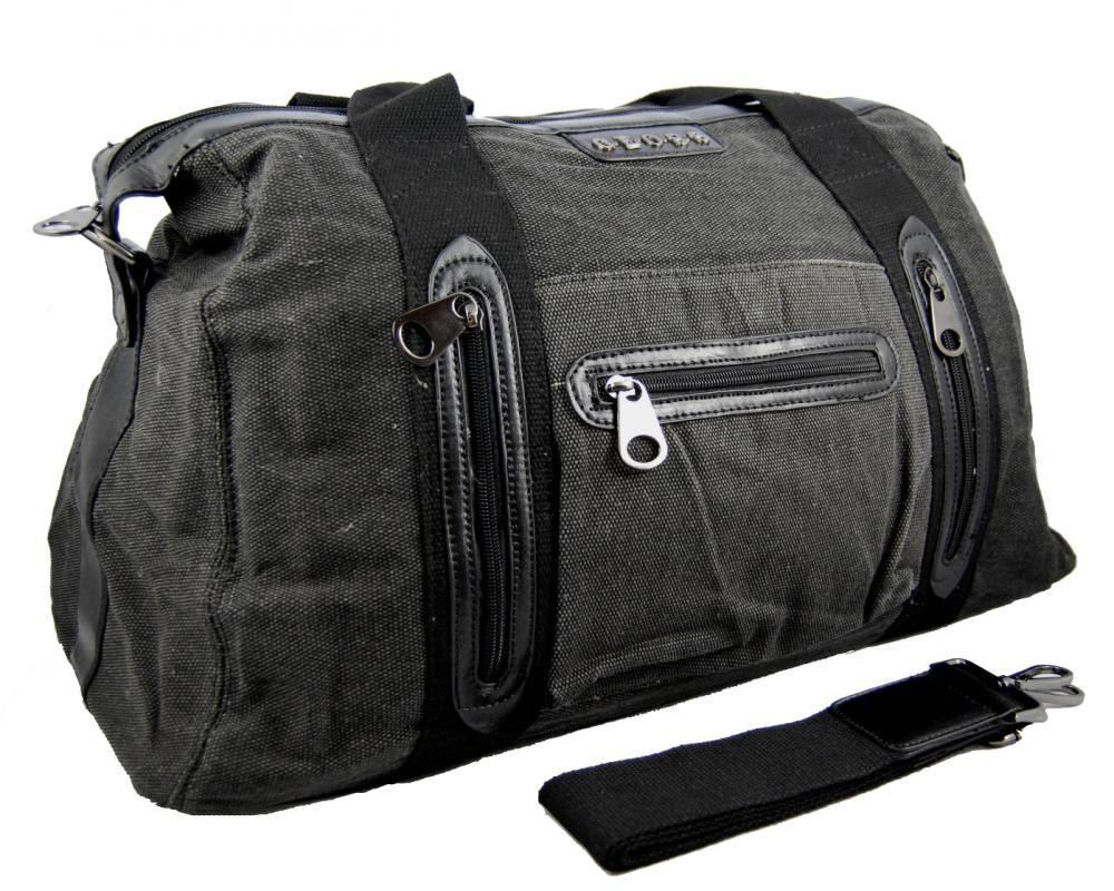 Lehká cestovní taška 3071-1 černá GEOSS E-batoh