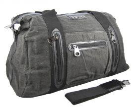 Lehká cestovní taška 3071-1 šedá