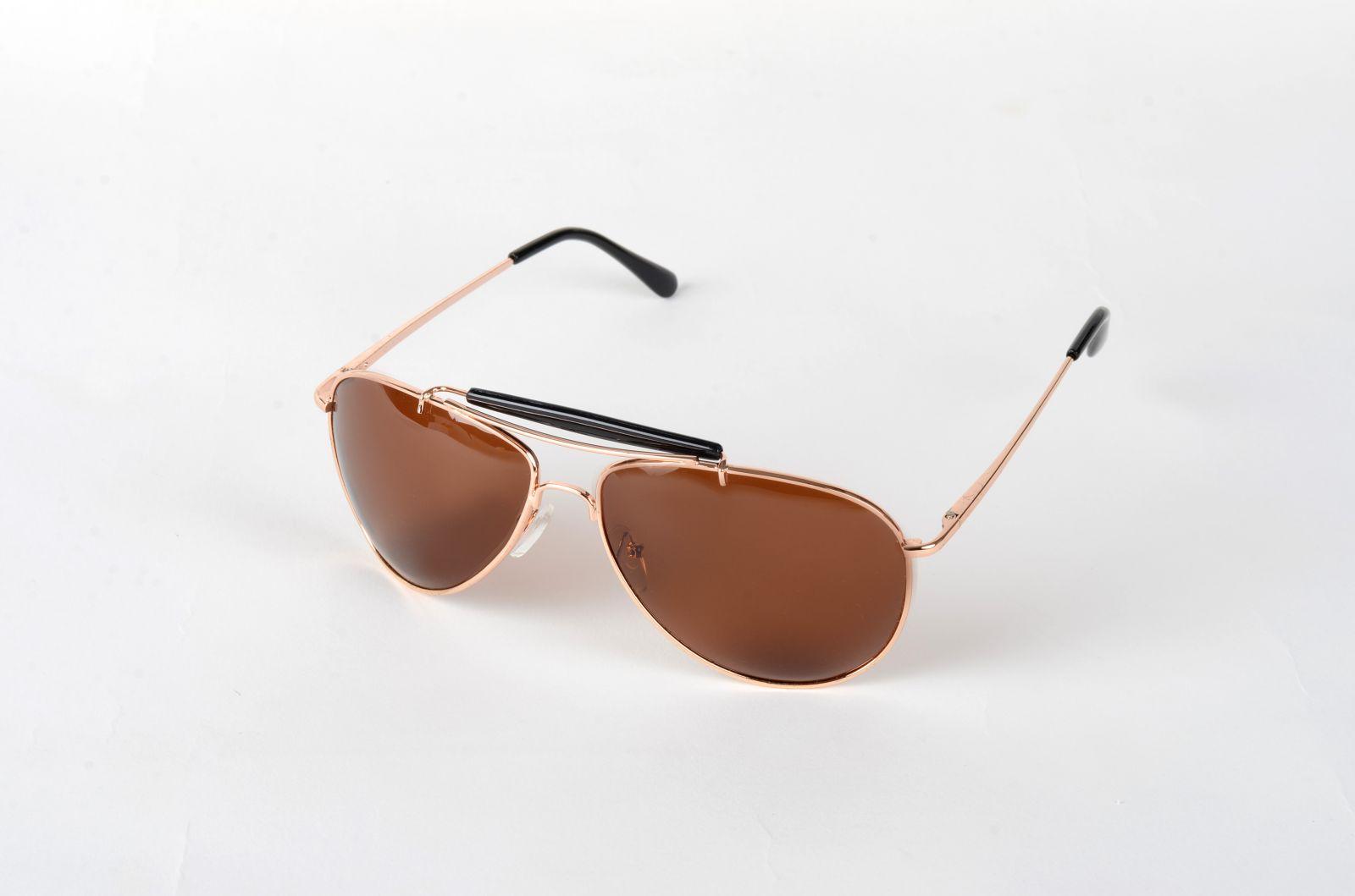 Polarizační brýle 3017 žluté čočky Cat.3 E-batoh