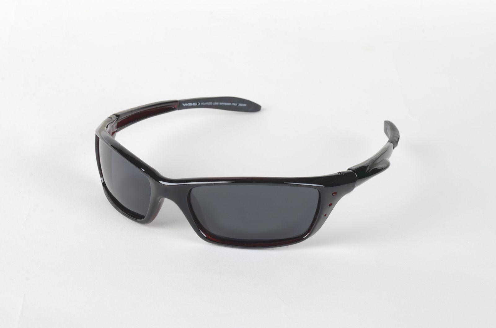 Polarizační brýle 4002 tmavomodré čočky ČČO Cat.3 E-batoh