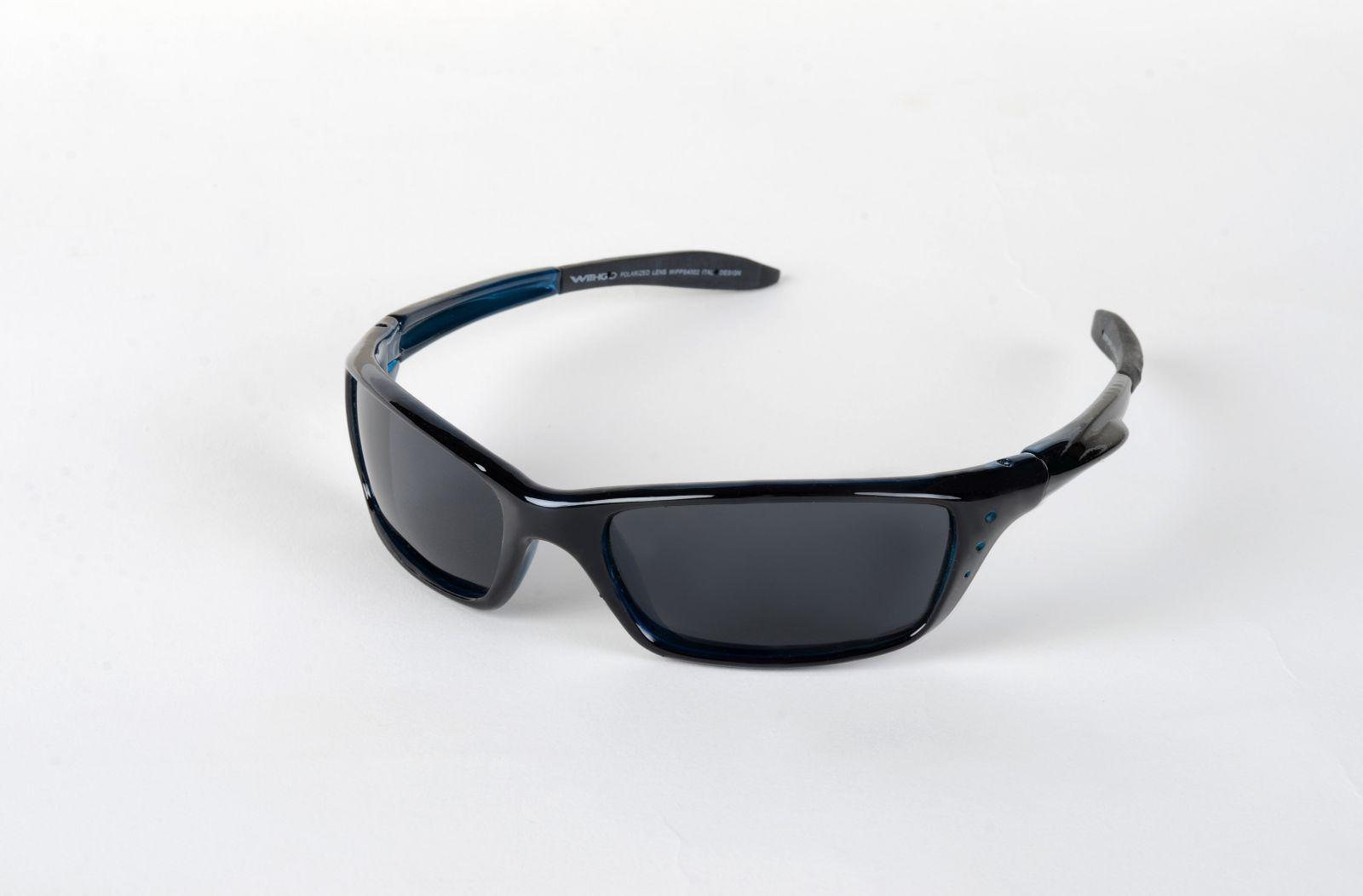 Polarizační brýle 4002 tmavomodré čočky ČMO Cat.3 E-batoh