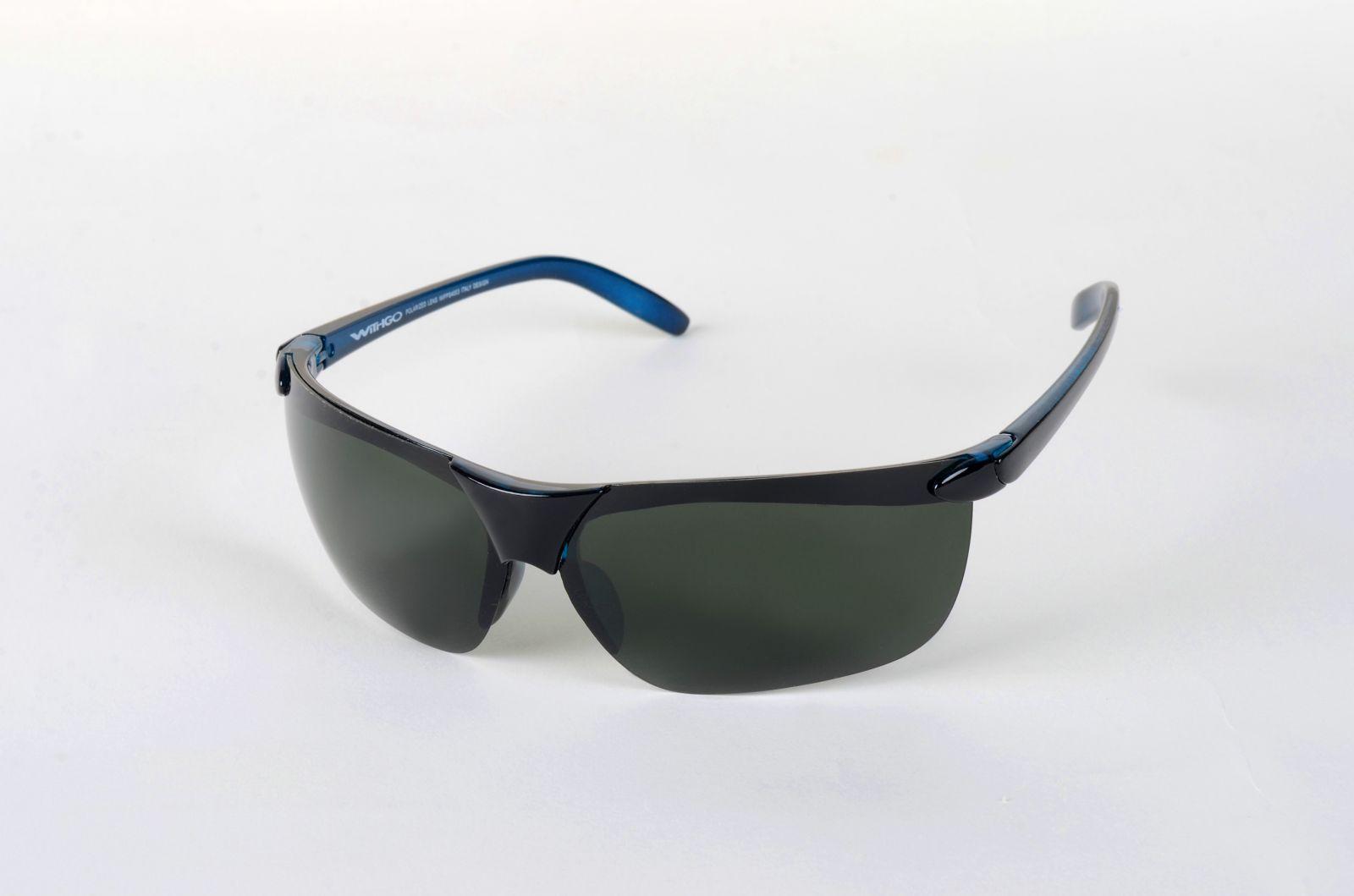 Polarizační brýle 4003 tmavozelené čočky ČMO Cat.3 E-batoh