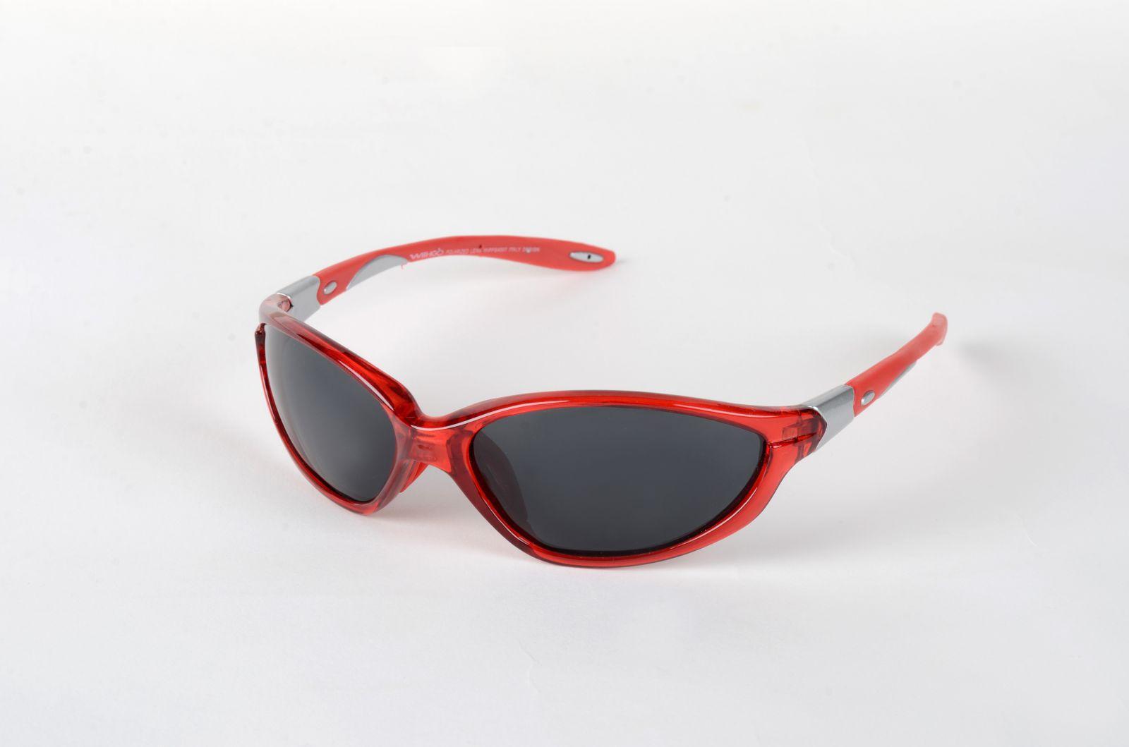 Polarizační brýle 4007 tmavomodré čočky Cat.3 E-batoh