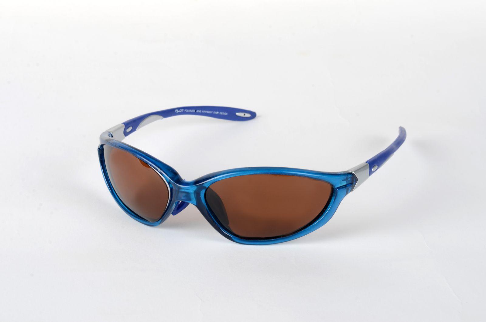 Polarizační brýle 4007 žluté čočky Cat.3 E-batoh
