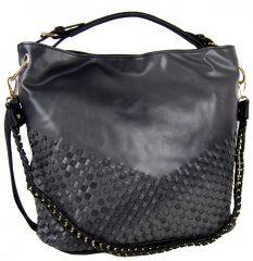 Kombinovaná dámská kabelka Tapple 3091 černá