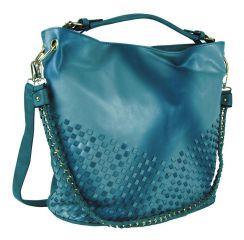 Unikátní kombinovaná kabelka Tapple 3091 modrá