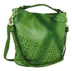 Unikátní kombinovaná kabelka Tapple 3091 trávová zelená
