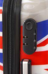 Cestovní kufry sada ABS U.S.A. TR-A29E E-batoh