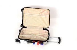 Cestovní kufry sada ABS SOVIČKY TR-A29E E-batoh