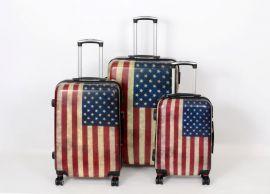 Cestovní kufry sada ABS U.S.A. TR-A29E