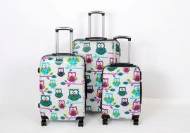 Cestovní kufry sada ABS SOVIČKY TR-A29E