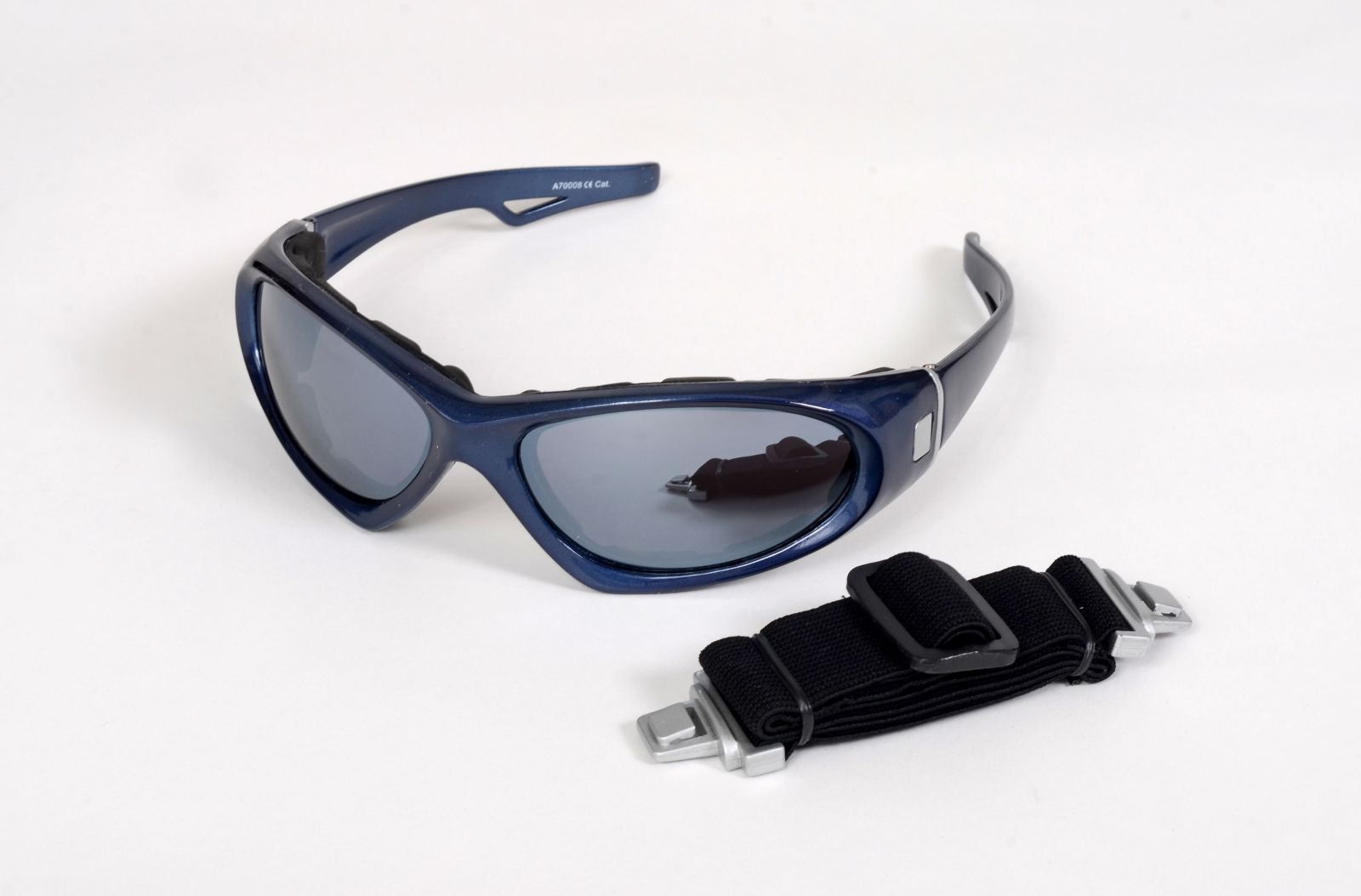 Sportovní brýle na kolo, snowboard a lyžování blue