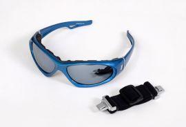 Sportovní brýle na kolo, snowboard a lyžování světlo-modrý