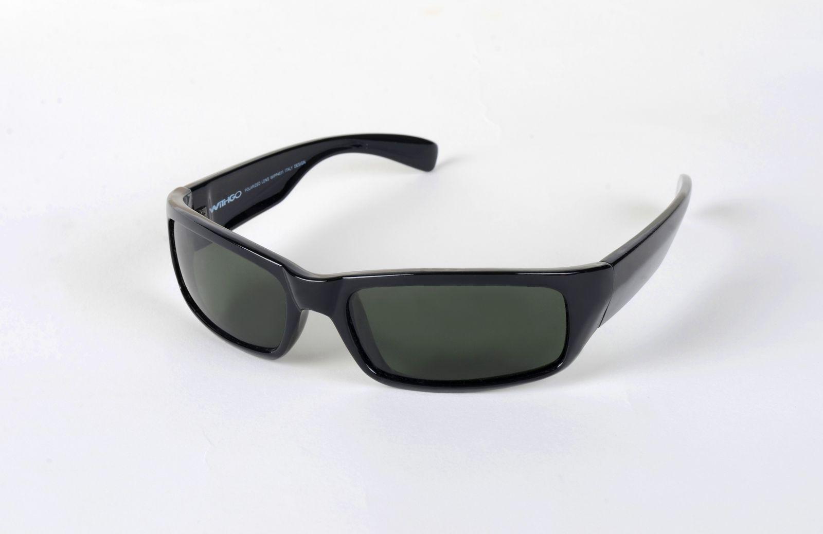 Polarizační brýle 4011 zelené čočky Cat.3 E-batoh