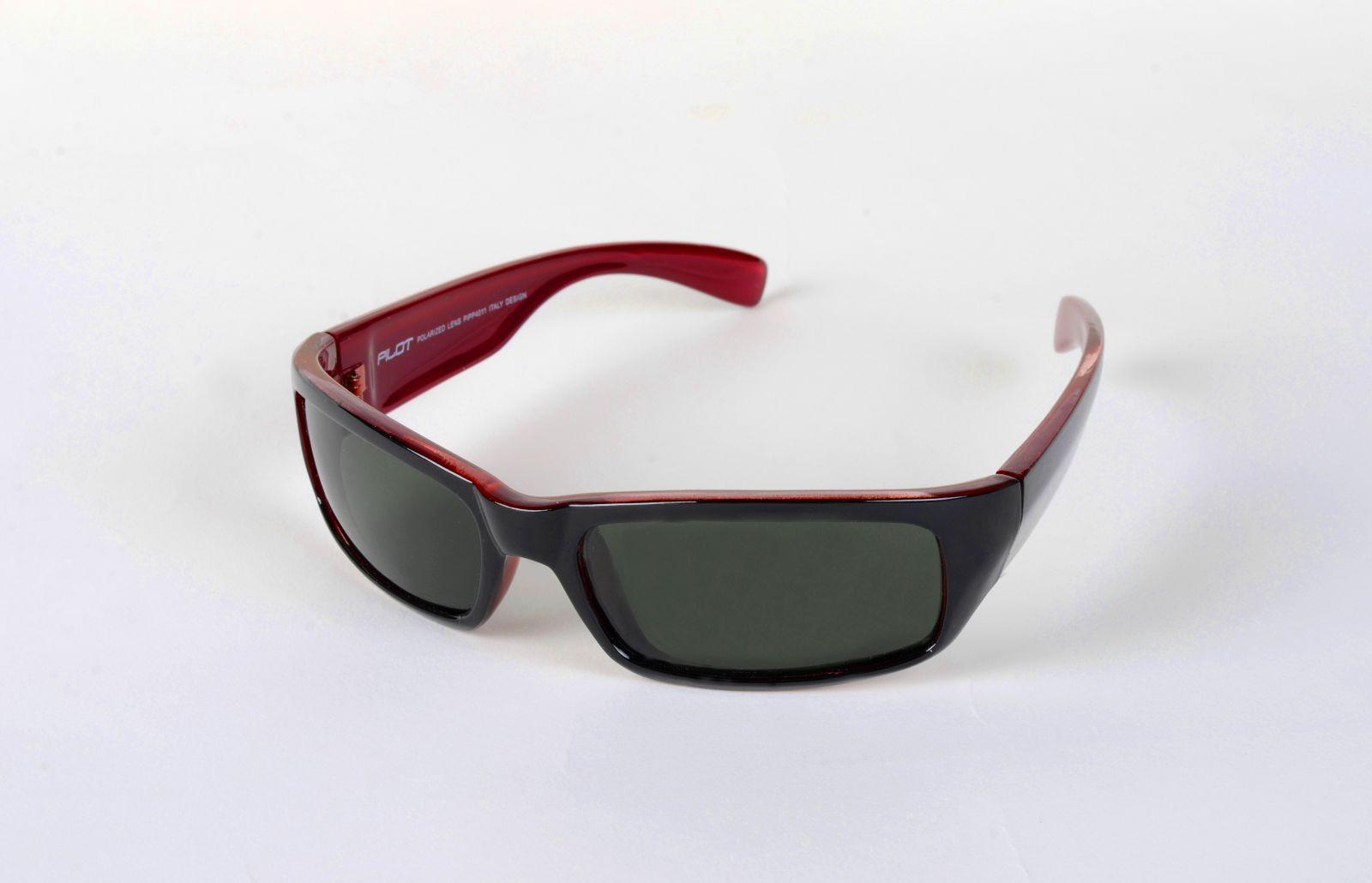 Polarizační brýle 4011 zelené čočky ČZO Cat.3