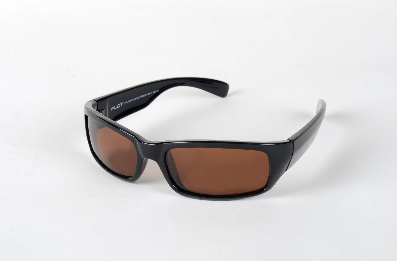 Polarizační brýle 4011 žluté čočky Cat.3