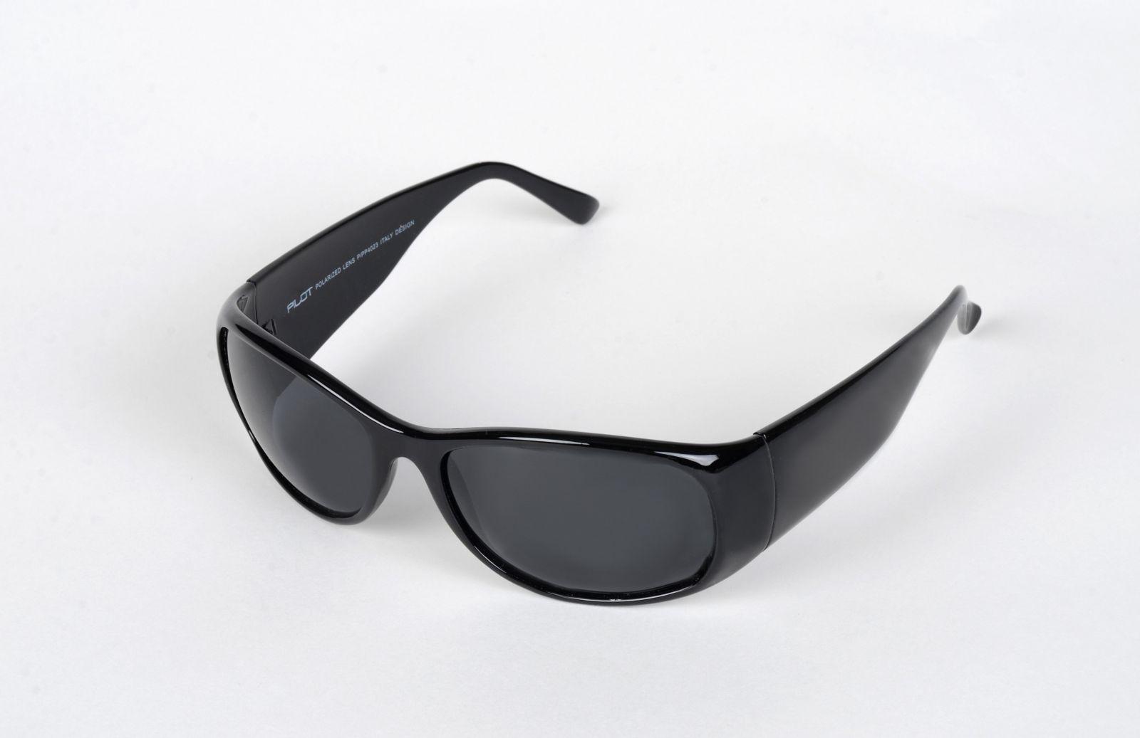 Polarizační brýle 4023 tmavomodré čočky Cat.3 E-batoh