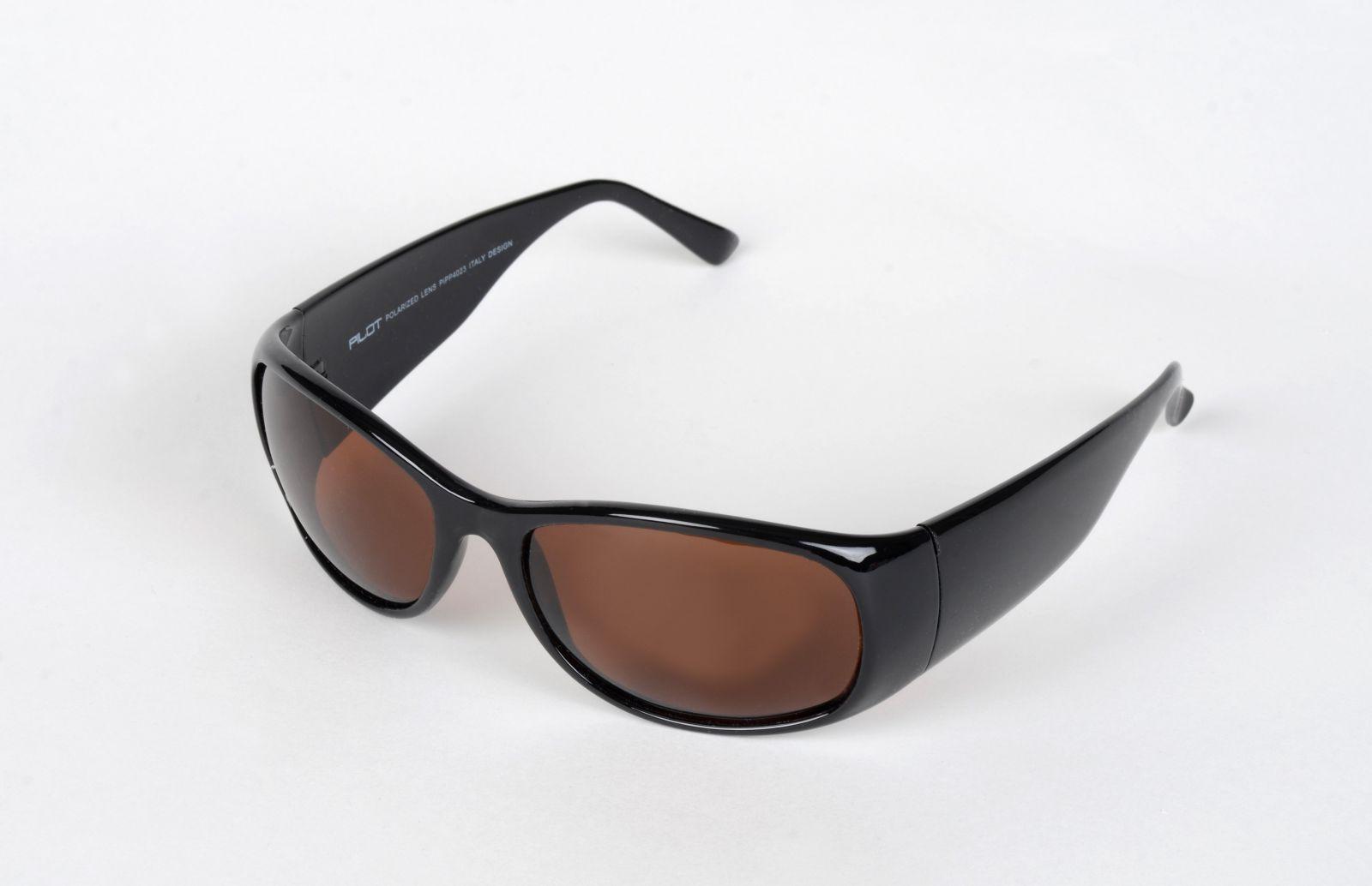 Polarizační brýle 4023 tmavožluté čočky Cat.3 E-batoh
