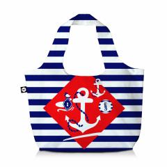 BG Berlin Eco Bag Navy Sense