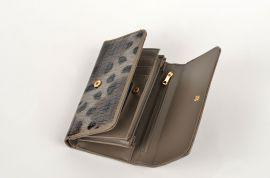 Dámská peněženka DUOLIN v krabičce M044 black E-batoh