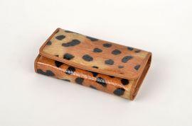 Dámská peněženka DUOLIN v krabičce M044 hnědá