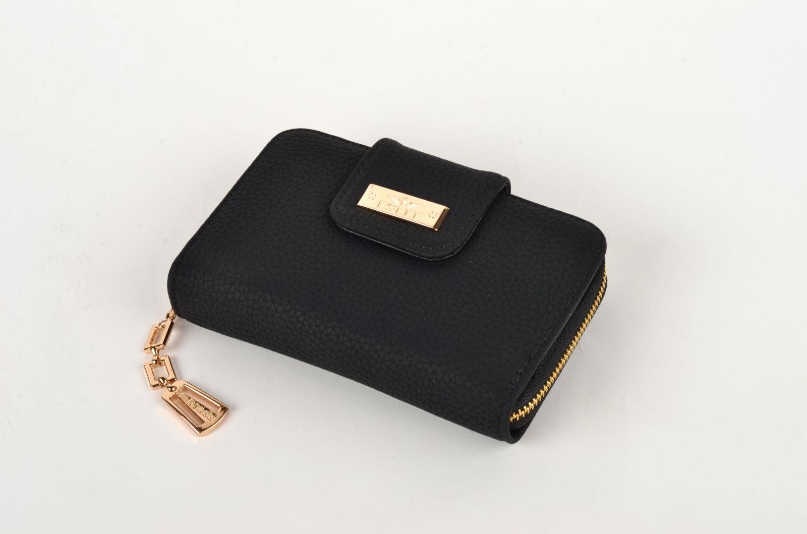 Dámská peněženka ESLLEE 6172 black E-batoh
