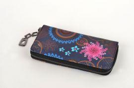 Dámská peněženka 6291 blue E-batoh