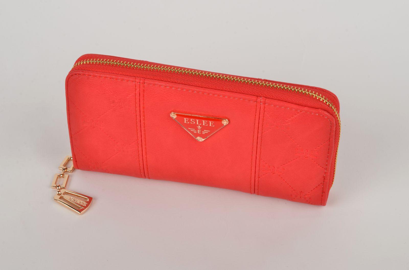 Dámská peněženka ESLEE 6188 red E-batoh