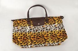 Nákupní skládací taška LEO E-batoh