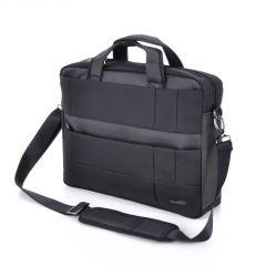 "Ciak Roncato B-Class Two Handle PC holder 15,6"" Black"