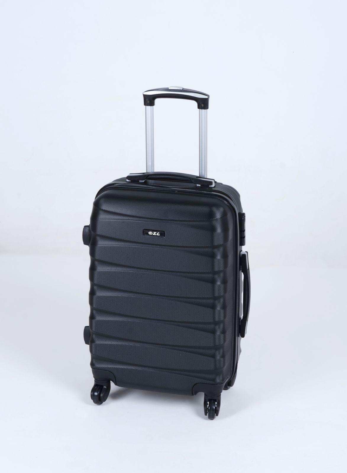 palubní kufr TR-A30 BLACK BRIGHT xS