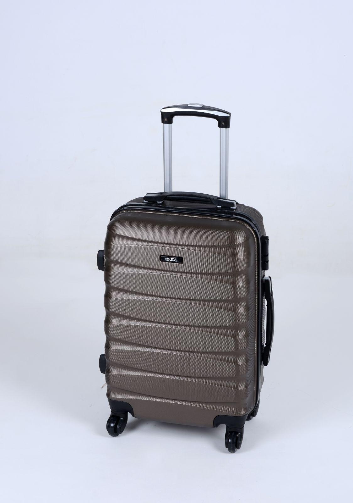 kabinový kufr  TR-A30 BRONZE BRIGHT xS