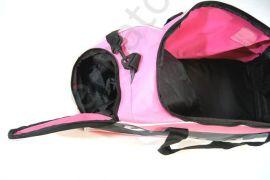 Cestovní taška ROLAN CS-22B růžová E-batoh