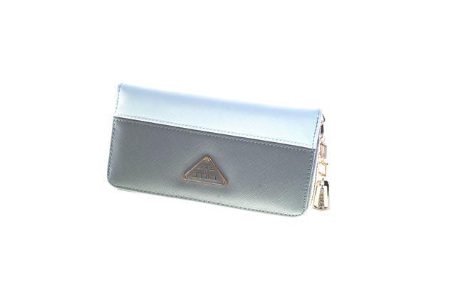 Dámská peněženka ESLEE 6239 GREY&WHITE