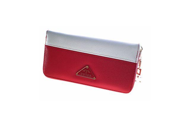 Dámská peněženka ESLEE 6239 RED&WHITE