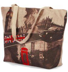 Letní taška Benzi RY2014046 - Londýn taxi