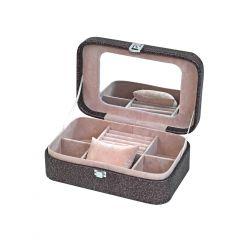 Šperkovnice HT14427 fialová