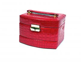 Šperkovnice HT7508 červená E-batoh
