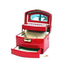 Šperkovnice HT7508 červená