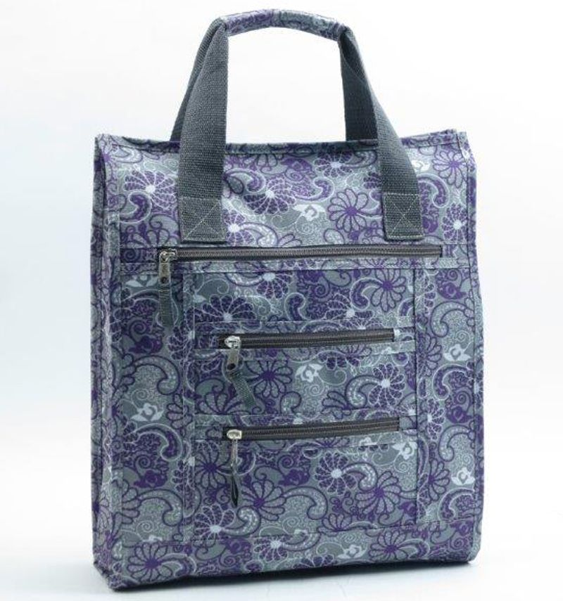 Nákupní taška METRO 7433 - šedá