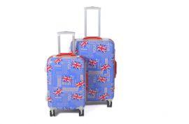 Cestovní kufry dvojsada ABS BL-A29E-4