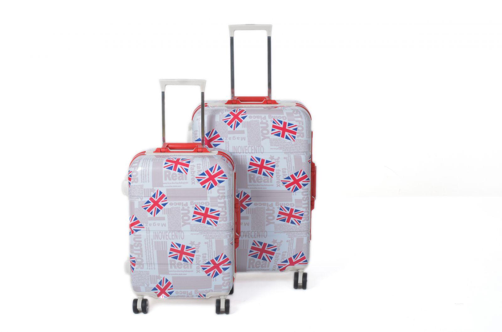 kopie Cestovní kufry dvojsada ABS BL-A29E