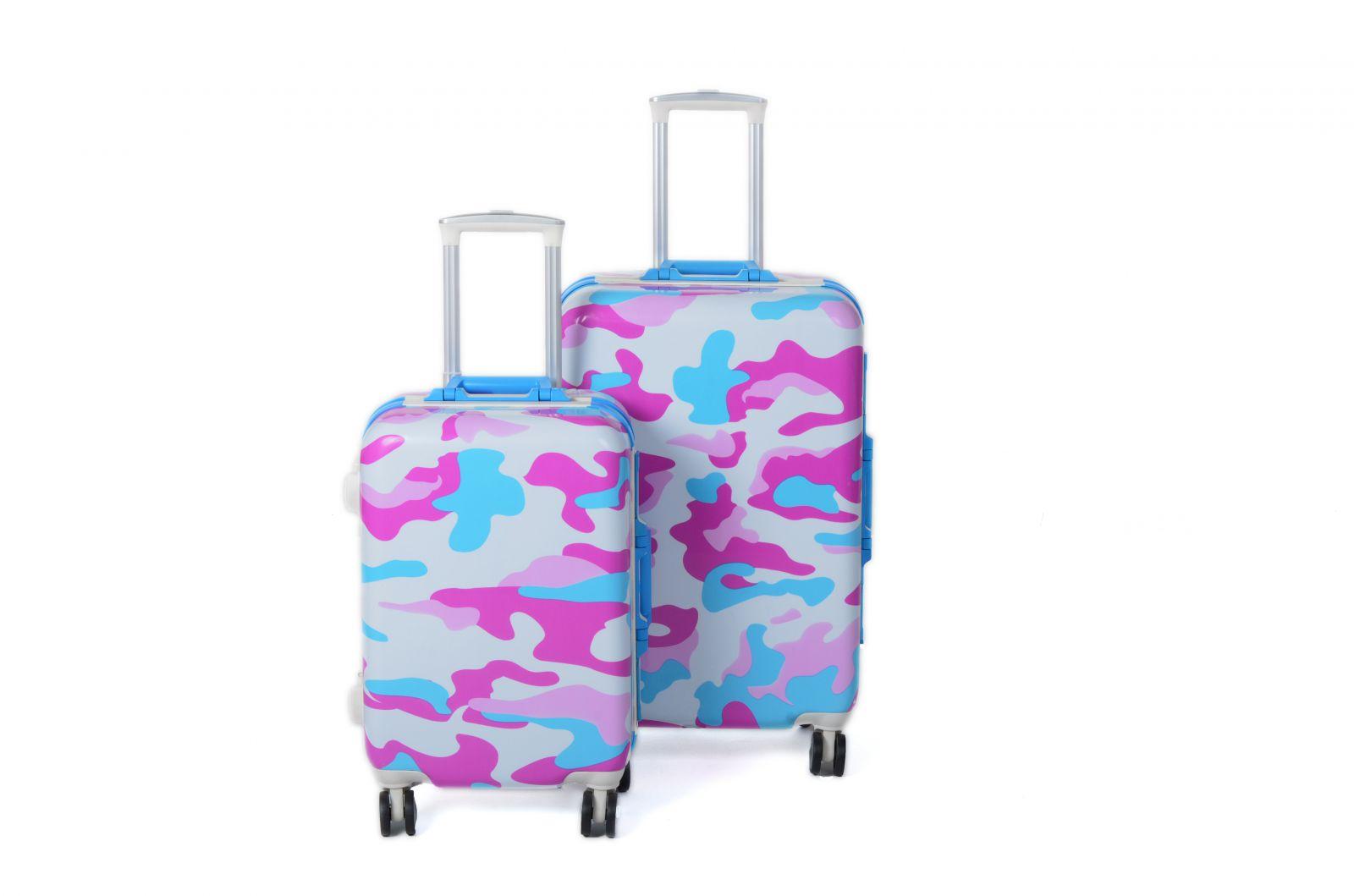 Cestovní kufry dvojsada ABS BL-A29E
