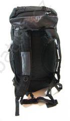 Cestovní KROSNA - ROLAN CB-56 70l šedá E-batoh