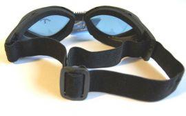Brýle na snowboard a lyžovaní SPS0007 CAT.2 černé E-batoh