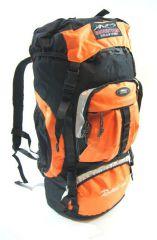 Cestovní KROSNA - ROLAN CB-56 70l oranžová